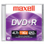MXL-DVD+R - 16x Write-Once DVD+R