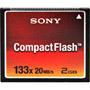 NCF-C2G - 133x High-Speed 2GB CompactFlash Memory Card