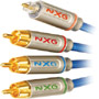 NX-6026 - Sapphire Series Component Video/Optical Digital Toslink Cable