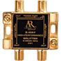 PR-431 - Pro II Series 3-Way 2GHz Video Splitters