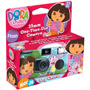 QUICKSNAP-DORA - One Time Use Dora the Explorer Quicksnap 35mm Camera with Flash