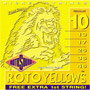 ROTOSOUND R10 - Electric Guitar Strings