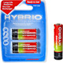 UL-4AAAHYB - HYBRIO Ready-To-Use Rechargeable AAA Battery Retail Pack
