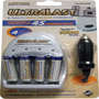 ULHAA45K - 45-Minute AC/DC NiMH/NiCd Battery Charger Kit
