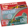 UR-120/4 - Normal Bias Audiocassette Multi-Pack