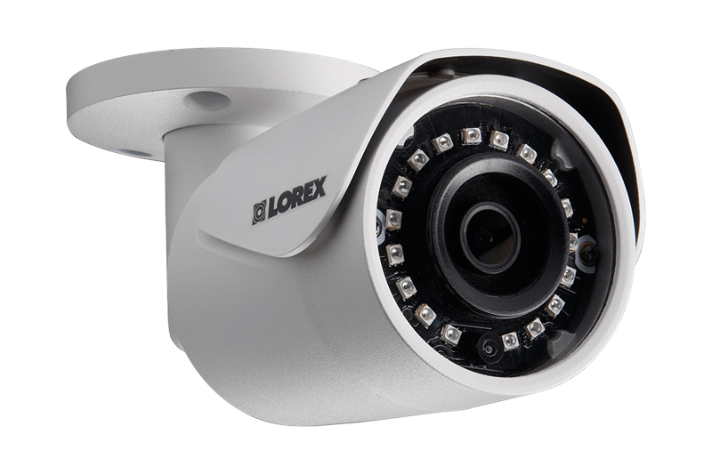 Lorex Ln10802 84w 2k Ip Security Cam System 8 Ch Nvr 4 Hd