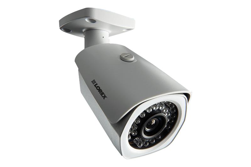 Lorex Lnr341c4bw Ip Camera System 4 Hd 1080p Security